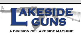 Lakeside Guns - a division of Lakeside Machine