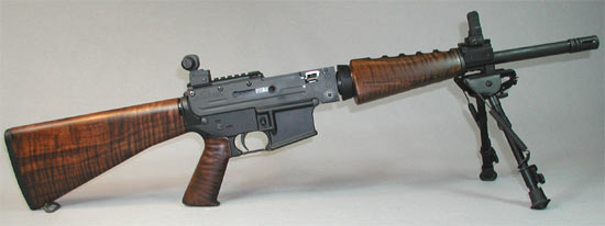 Wooden Stocked Ar 39 S General Ar15 Discussion